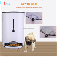 Battery Powered APP Visible Smart Remote Automatic Pet Feeder