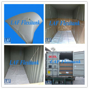 LAF food grade flexitank for bulk liquid