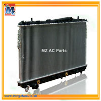 Motorcycle Cooling Radiator For Chevrolet Optra