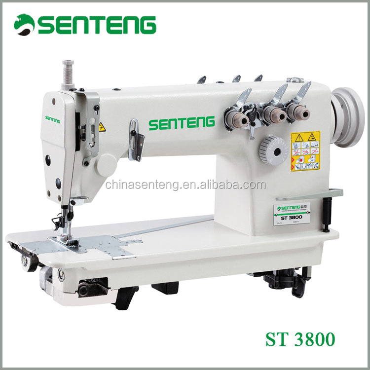 ST 3800D/3PL direct drive high speed chain stitch sewing machine series