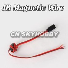 JR NAGNETIC WIRE ENDA:JR female set cable connector
