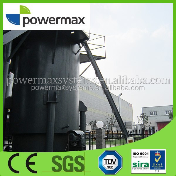 waste wood gas power plant supplier