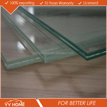 3mm 4mm 5mm 12mm 10mm 8mm 6mm large size tempered glass wall panels weight