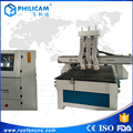 philicam cnc router machine with good price