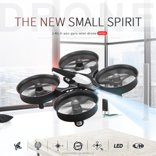 Newest JJRC H36 Mini Drone 6 Axis RC Micro Quadcopters With Headless Mode One Key Return Helicopter