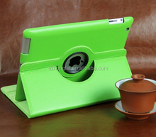 360 Rotating Stand auto sleep Flip PU Skin Cover Case For Apple 9.7 inch iPad 2/3/4