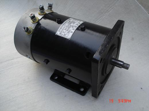 High Quality Electric Car Wheel Motor