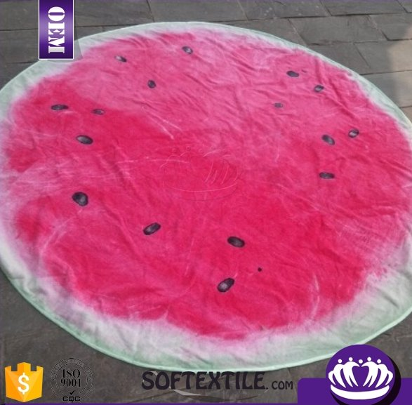 softextile 2016 hot sale custom mermaid tail blanket
