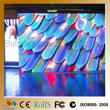 Customized Size SMD P6 HD Indoor Advertising Full Color LED Video Display Panel Price