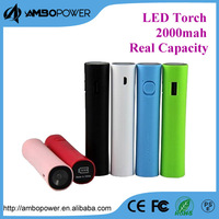 hot new products for 2014 patent power bank 2600 mah