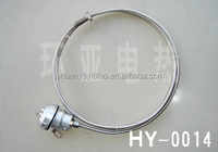 k type and j type Armored Thermocouple Temperature Sensor