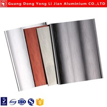 New design kitchen cabinet,wardrobe,furniture aluminum extrusion profile