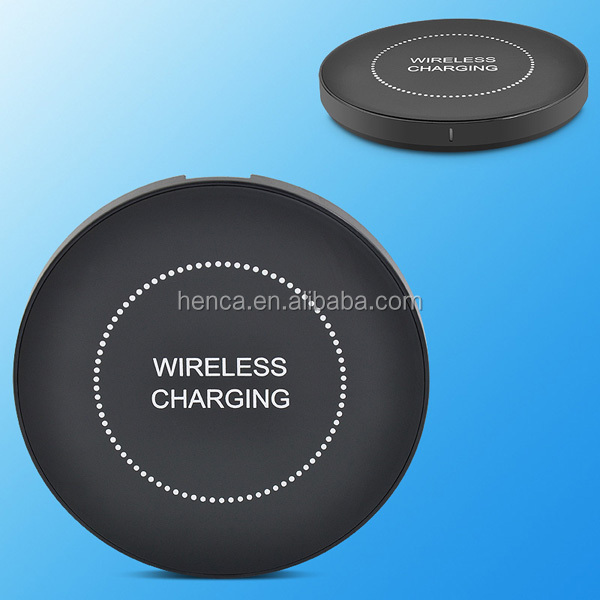 2015 wholesale round qi charger,solar wireless mobile phone charger