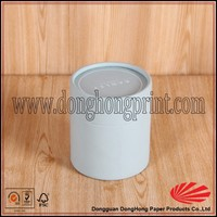 Elegant Design Factory Offer Cardboard Tube Boxes With Lid