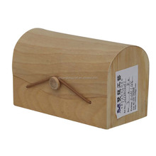 Many shaped best price soft wood box in hot sale