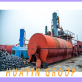 Used Motor Oil Refinery Distillation Machine