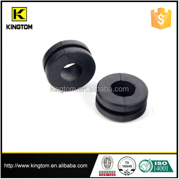 EPDM,silicone waterproof oval electrical cable sealing rubber tube plug grommet
