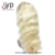 1B 613 Full Lace Wig Body Wave, Two Tone Dark Root Honey Blonde Ombre Wigs with Baby Hair Extensions Adjustable Strap and Comb
