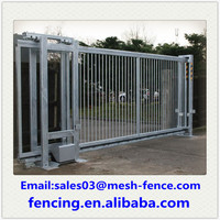 Height 1.4m Sliding Gate with Low Price