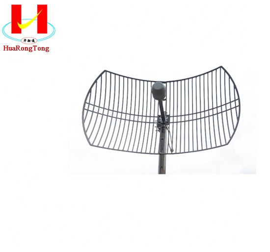 4G 1700-2700MHz 24dbi high gain MIMO parabolic grid <strong>antennas</strong>