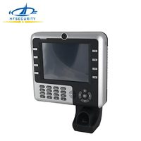 HF-iclock2500 Fingerprint and biometric id card machine Punch Time Attendance Card for Students