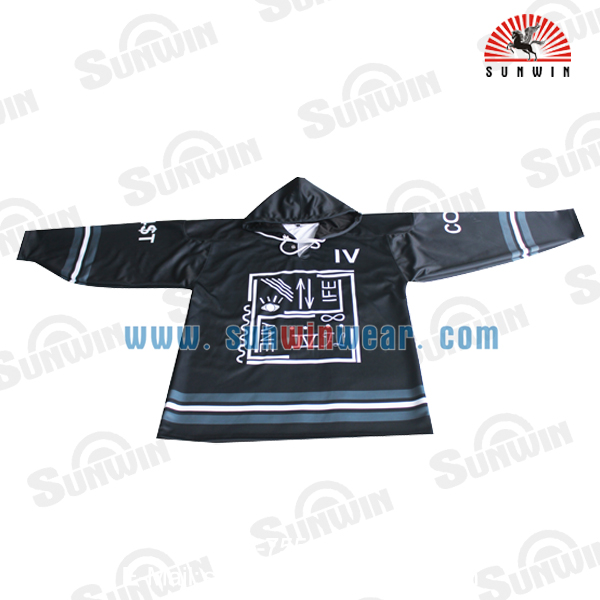 New style promotional sublimation ice hockey jersey wear