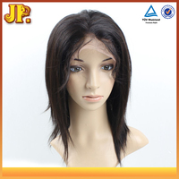 JP Hair Straight Hair Unprocessed Human Malaysian Virgin Hair Lace Full Wigs