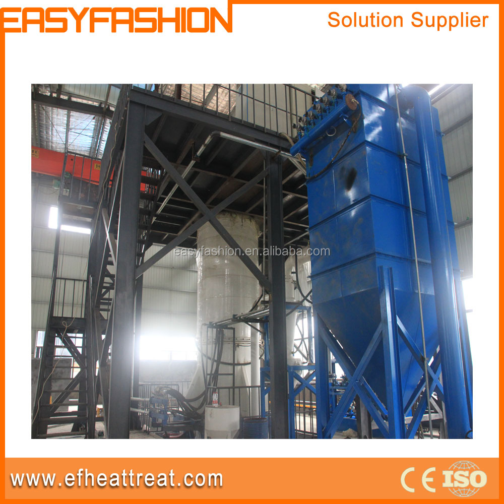 metal powder Gas atomizing equipment laboratory vacuum furnace