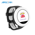 APPSCOMM 2018 Smart Watch Tracking Wristwatches GPS Tracker Watch Safety Monitor Watches GPS Smart Watch Phone for Kids