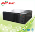 MUST Solar-DC12V DC24V backup power supply 1000va 2000va modified wave inverter