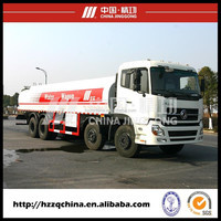 High Performance China 8x4 Fuel Tanker