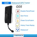 Cost effective cheap mini waterproof accurate GPS/GPRS/GSM Motocycle/ Vehicle Tracker