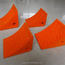 Wheel chock for truck tyre Road safety chock