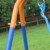 New Product Outdoor Playground Swing Hanging Net Swing