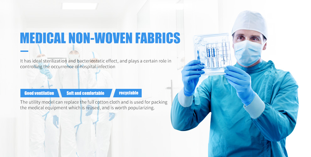 Anti X-ray disposal nonwoven sterile surgical gown for hospital by professional making machines
