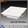 new design bright plastic decorative ceiling panel back lighting