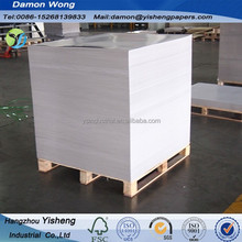 Nine Dragon Wholesale Cardboard Paper / Carton Duplex price of paper mill