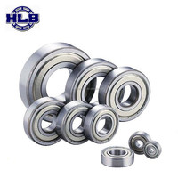 HLB brand used motorcycles deep groove ball bearing