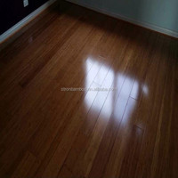 stand woven bamboo flooring