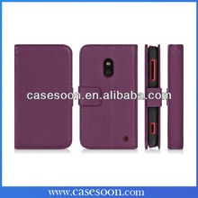 For Nokia Lumia 620 Case Leather Lumia 620 Luxury Case Cover For Nokia Lumia 620 Flip Case with Stand Function