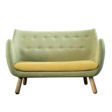 Classic living room Sofa wooden frame furniture