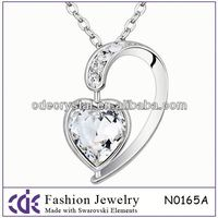 2014 CDE Wholesale custom titanium sports necklace