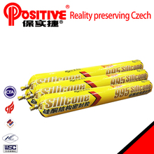 Hot High-temperature weatherproof Building Transparent silicone sealant