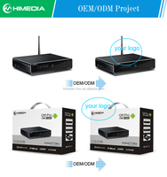Shenzhen factory ODM Smart TV Box Manufcture Android tv box quad core 64bit kodi box skype pre-installed 2GB AND 16GB