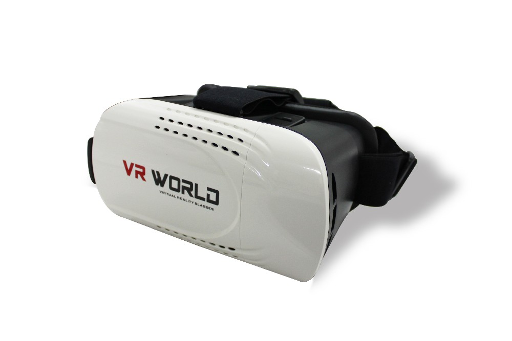 2018 Trending Products Hot Sale VR Box Headset, Wholesale Vr Box 2.0 Glasses 3d Vr Cheap Products