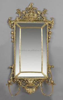 Decorative hand mirrors