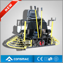For sale wacker type gasoline honda finishing float machine concrete ride on power trowel