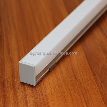 YJ-069 aluminum profile for led light bar / aluminum extrusion profiles for led / aluminum profile for led strips
