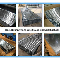 Galvanized Sheet Metal Roofing Price Gi