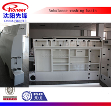 Aluminum alloy ambulance cabinet/interior parts of ambulance